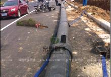 许昌市农大路道路给排水工程