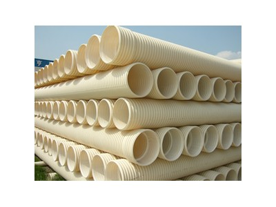 PVC-U双壁波纹管